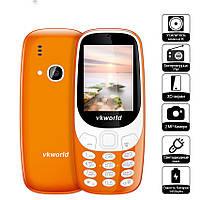 Мобильный телефон VKworld Z3310 Orange 1450 мАч