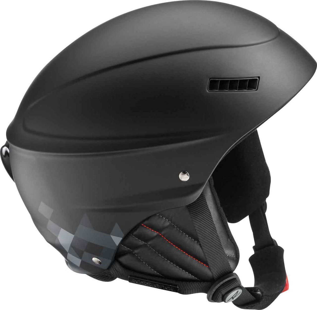 Шлем лыжный/сноубордический ROSSIGNOL TOXIC BLACK