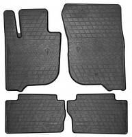 Резиновые коврики для Mitsubishi Pajero Sport III 2015- (STINGRAY)