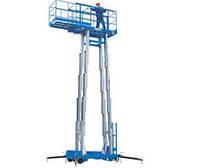Электрогидравлика для передвижного подъемно-мачтового устройства (Mobile Mast Aerial Work platform)