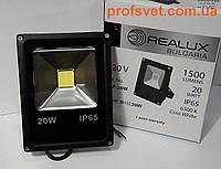 Светодиодный прожектор LED COB 20 вт Реалюкс
