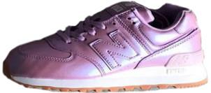 Женские кроссовки New Balance 574 Violet