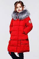 Зимнее модное пальто Малика