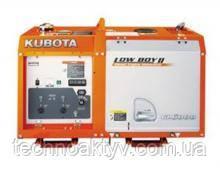 Генератор Kubota GL 6000