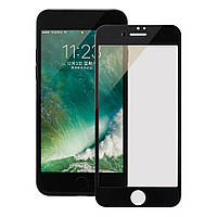 Защитное стекло для iPhone 6/6S - Coteetci silk screen printed full-screen 0,2мм, глянцевое, черное и белое
