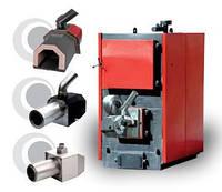 Твердотопливный котел с автоматической подачей топлива Колви 700 АМ (700 кВт.) с горелкой Eurotherm