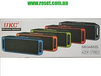 Портативная Bluetooth колонка UKS Wireless Speaker Megabass A2DP Stereo SC-208