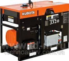 Генератор Kubota J 320