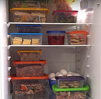 8 способов как навести порядок в холодильнике