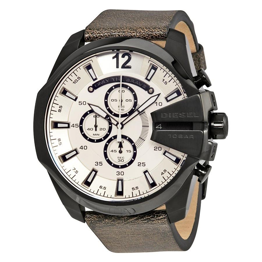 Часы мужские Diesel DZ4422 Mega Chief Chronograph