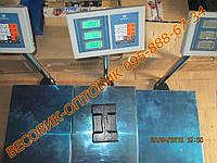 Весы Dahongying (Олимп) TCS-B (6в АКБ) 150кг 500х400мм, фото 1