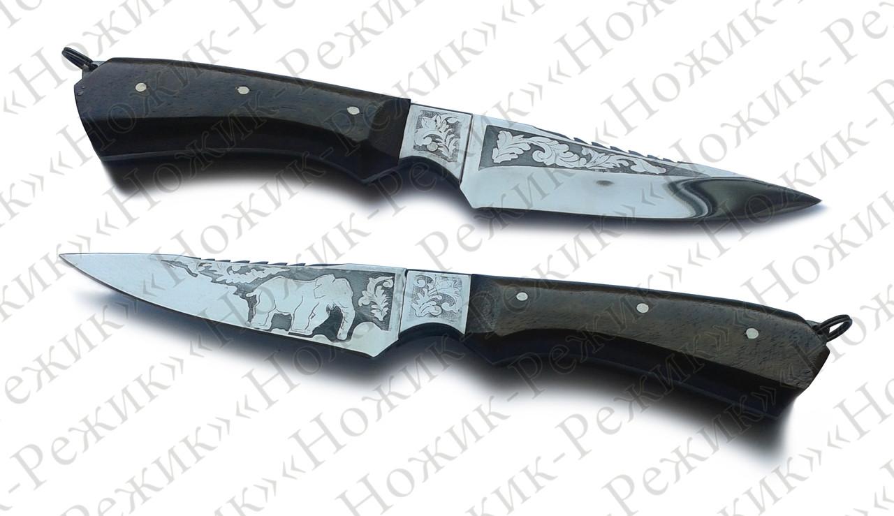 Нож ручной работы, дамский нож, нож охотничий туристический, АТО нож