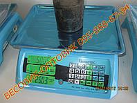 Весы Domotec DT-812 до 55кг. усиленные (питание от АКБ и от батареек)