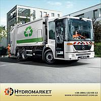 Гидронасос для спецтехники (мусоровоз)