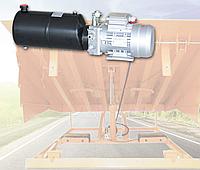 Электрогидравлика для доклевеллеров 380 V (Dock Leveller)