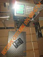 Весы OXI-Украина TCS-К-3 300кг 450х600мм Оптом от 10шт., фото 1