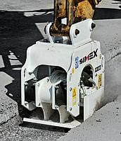 Вибротрамбовщик / Vibrating Plate Compactor PV 850