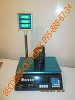 Весы Витек-Украина ACS-D1 50кг (55кг) АКБ-6v, фото 1