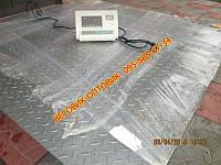 Весы ВПЕ-Центровес-1515-2 Стандарт 1.5х1.5м 2000кг, фото 1