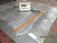 Весы ВПЕ-Центровес-1515-1 Стандарт 1.5х1.5м 1000кг, фото 1