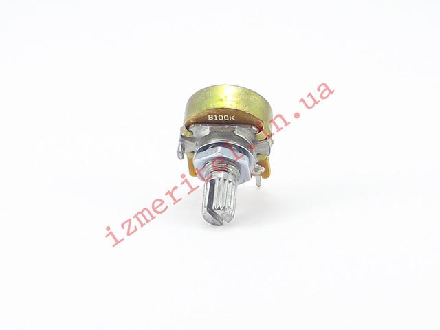 Потенциометр WH148 100 кОм