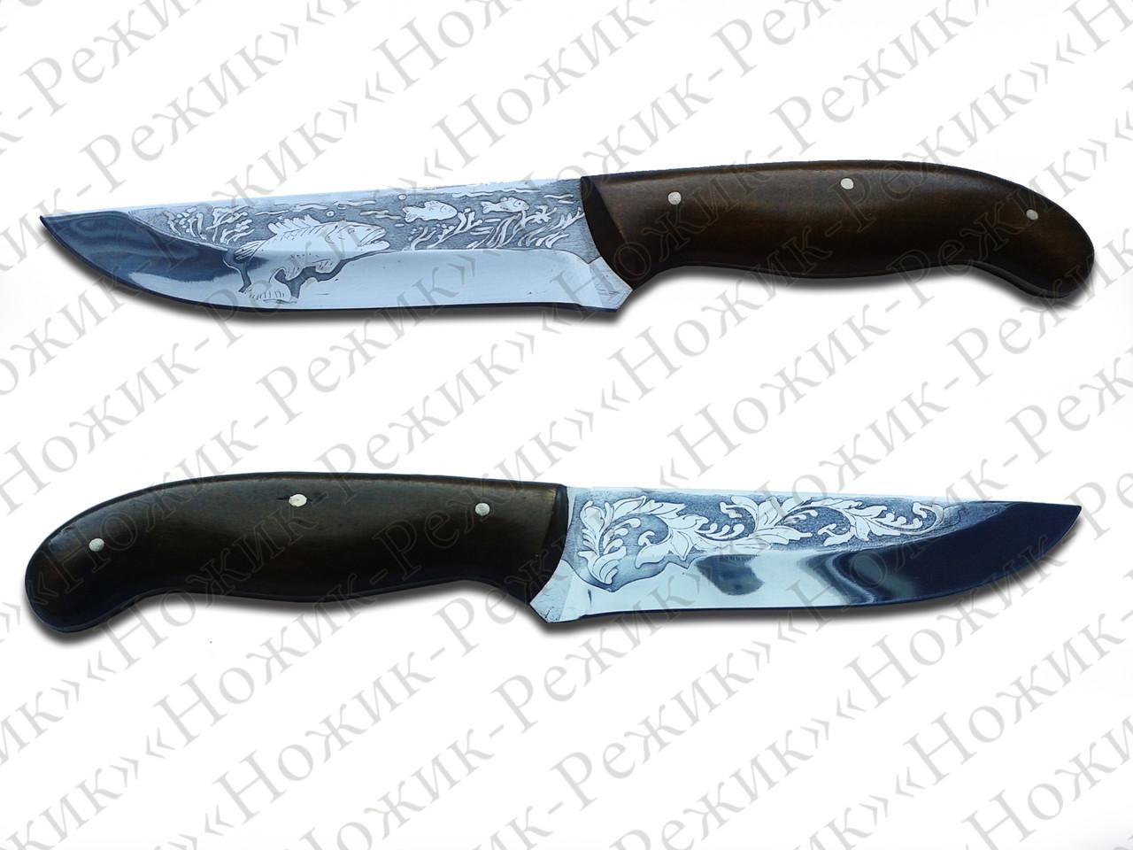 Нож рыбацкий, нож рыбака, нож для рыбалки, рыболовный нож