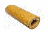 Булочка пшенично-ржаная (серая) с отверстием (для французского хот дога)
