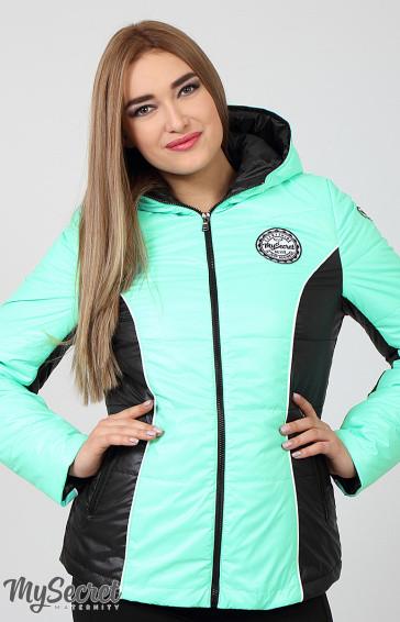 7a668023f94a6eb Теплая демисезонная куртка для беременных Lemma , цена 1 618 грн., купить в  Днепре — Prom.ua (ID#578448792)