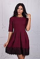 Платье модного дизайна от производителя 111-5