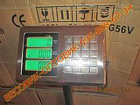 Весы Планета весов УкрПроэкт ПВП-300-TCS-С New 300кг 450х600, фото 1