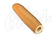 Булочка пшеничная (белая) XL с отверстием (для французского хот дога)