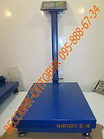 Весы усиленные 2мм сталь Domotec TCS-К3 300кг 450х600мм, фото 1