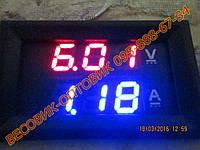 Вольт-метр ампер-метр цифровой вольтметр амперметр 100V 10A