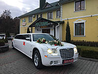 Прокат Ліммузина Крайслер 300C