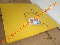 Изготовляем под заказ весы усиленные для животных и т. п. TCS-T-1000 1.25х1.25м 1000кг, фото 1