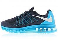 Мужские кроссовки Nike Air Max 2015 Blue/Black