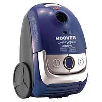 Пылесос для сухой уборки Hoover TCP2120  blue