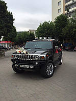 Прокат оренда авто на весілля Хамер Н2