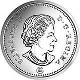 Канада 50 центів 2017 рік, 150 років Канади, фото 2
