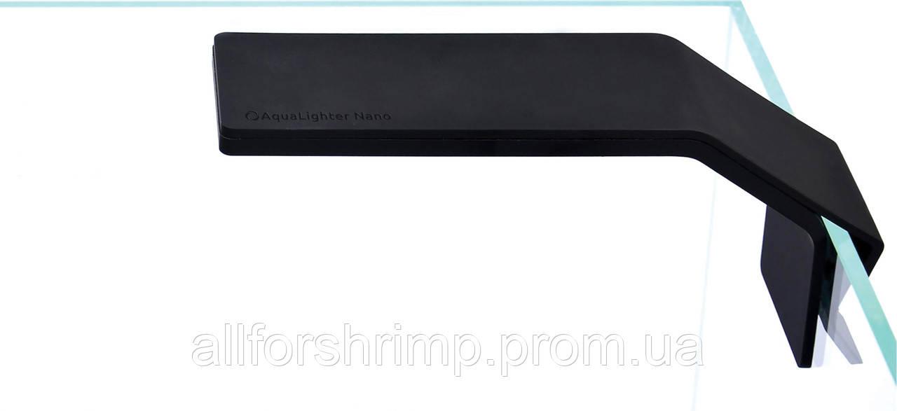 AquaLighter Nano, светодиодный светильник для пресноводных аквариумов объемом до 25л