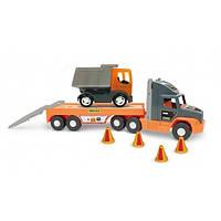 """Wader """"Super Tech Truck"""" с грузовиком (36710)"""
