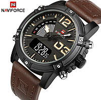 Мужские спортивные часы Naviforce Life 9095 по супер цене! Гарантия!