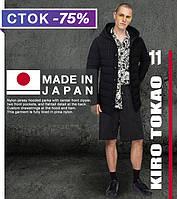 Демисезонная японская куртка Kiro Tokao