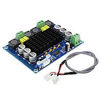 Аудио усилитель XH-M543 TPA3116D2 плата 2 х 120 Вт