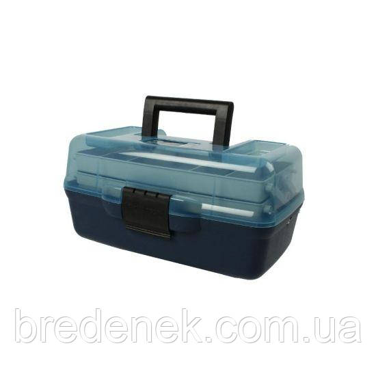 Ящик 2 полиці Прозора кришка Aquatech 1702Т