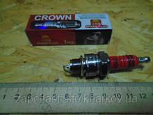 Свеча зажигания для мотоцикла и скутера 2Т Crown BP6HDJ