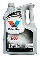 Масло моторное VALVOLINE VR1 RACING 10W-60, 5л