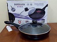 Сковорода Bohmann BH 1000-26 алюминиевая с мраморным покрытием