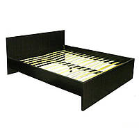 Кровать двуспальная UK-300 венге магия