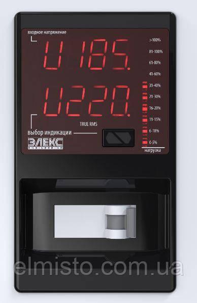 Однофазные стабилизаторы сетевого напряжения серии АМПЕР-ДУО 16-1 купить